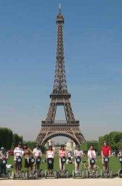 Сегвей тур 2012 во Франции