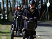 Тур на внедорожнике Segway по холмам Окленда к красным секвойям