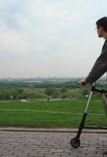 Складной велосипед A-Bike