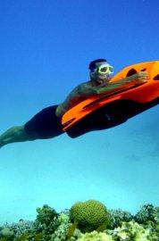 Гидроцикл Seabob