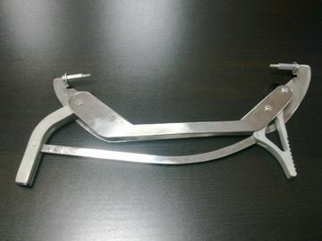 Алюминиевая подножка для Segway i2